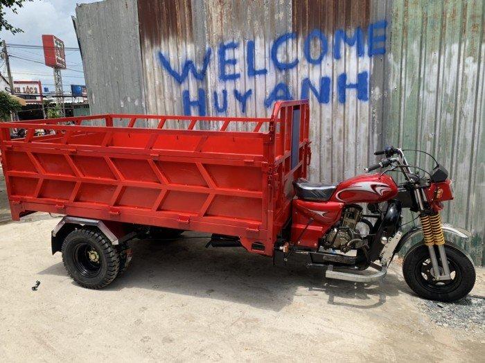 Mua xe ba bánh xe ba gác xe lôi tại xưởng Huy Anh TPHCM 9
