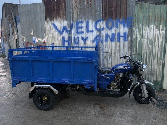 Mua xe ba bánh xe ba gác xe lôi tại xưởng Huy Anh TPHCM 3
