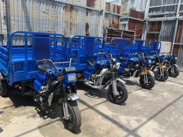 Mua xe ba bánh xe ba gác xe lôi tại xưởng Huy Anh TPHCM 15
