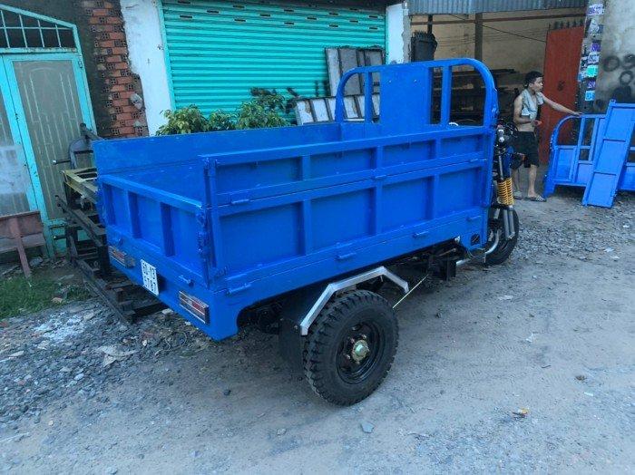 Mua xe ba bánh xe ba gác xe lôi tại xưởng Huy Anh TPHCM 4