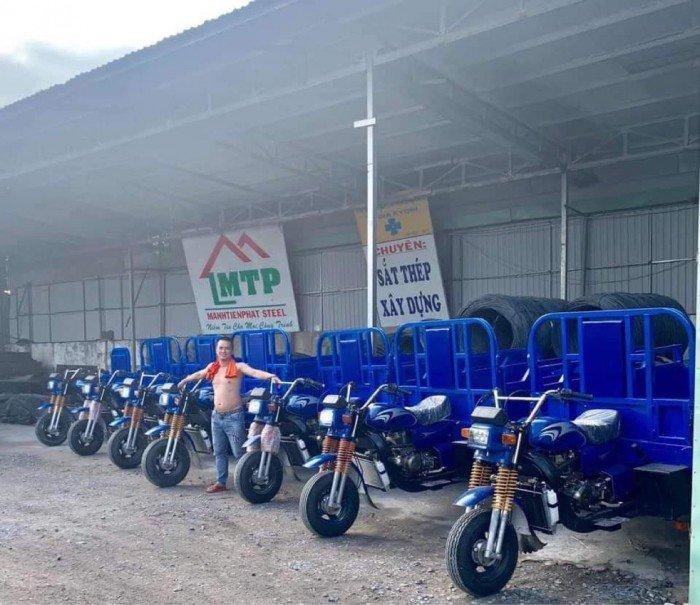 Mua xe ba bánh xe ba gác xe lôi tại xưởng Huy Anh TPHCM 5
