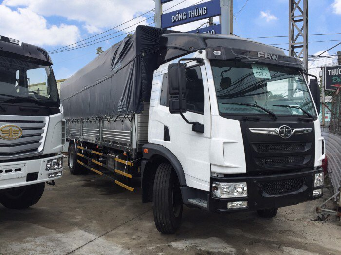 Xe tải 8 tấn giá rẻ thùng dài, xe tải faw 8 tấn thùng 8m 2020. 5