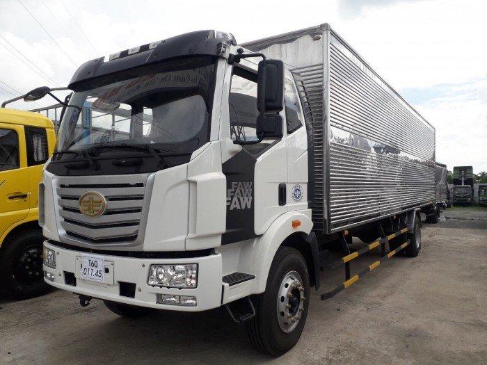 xe tải faw 7 tấn thùng kín dài 9m7 giá rẻ n nhất thị trường 2