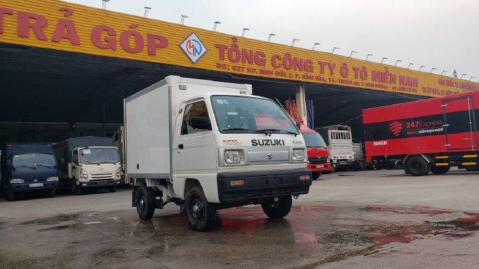 Gía Xe Suzuki Carry Truck 2020 Thùng Kín