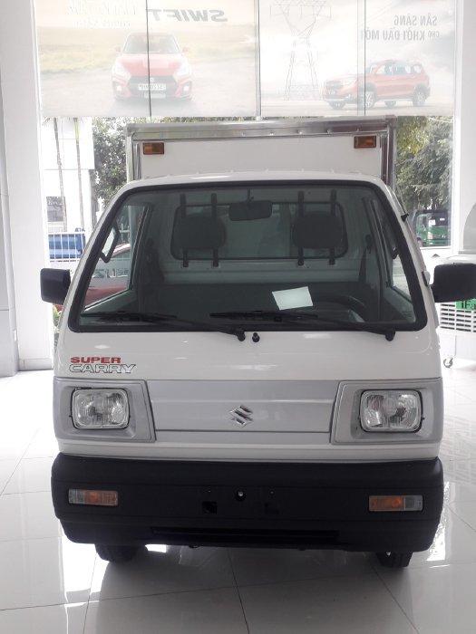 Xe tải Suzuki Carry Truck 2020 thùng kín Composite - Suzuki Tây Nguyên