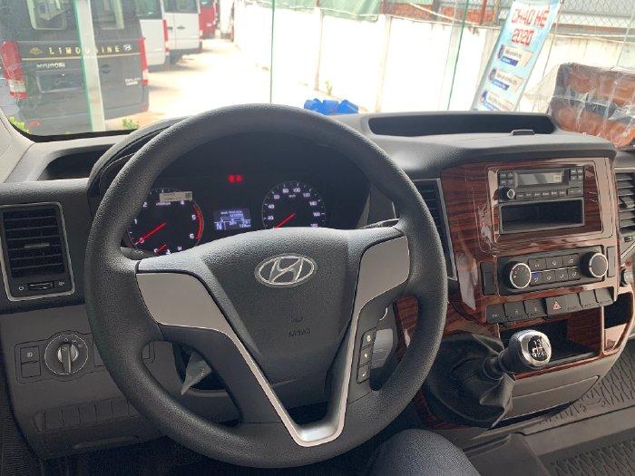 Xe 16 Chỗ Hyundai Solati Thành Công Nhập Khẩu - Giá tốt - Nhiều ưu đãi