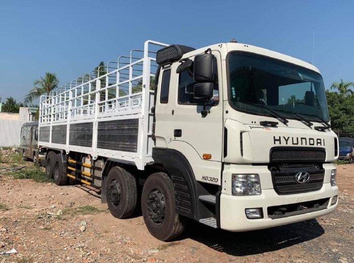 Xe tải Hyundai HD320 đời 2020 ,Trọng tải hàng hóa 19 tấn dành cho vận chuyển liên tỉnh!