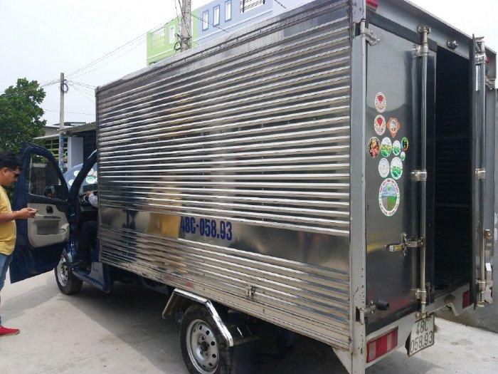 Cần bán xe tải Tera100 thùng kín đời 2018 dk 2019