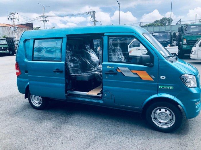 Xe tải VAN 2 ; 5 chỗ chạy tự do giờ cấm
