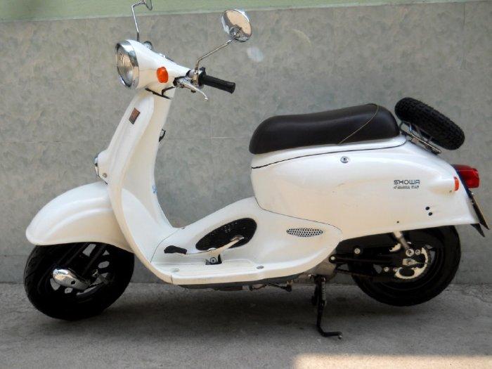 Bán Xe Cổ Điển Scooter Honda Jorcup 50cc Giá 29tr