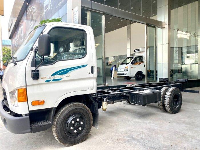Bán xe tải Hyundai Mighty 75S 2021 3.5 tấn Xe có sẵn giao ngay