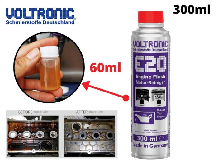 Dung Dịch Vệ Sinh Rửa Động Cơ Voltronic 60ml-VE2030
