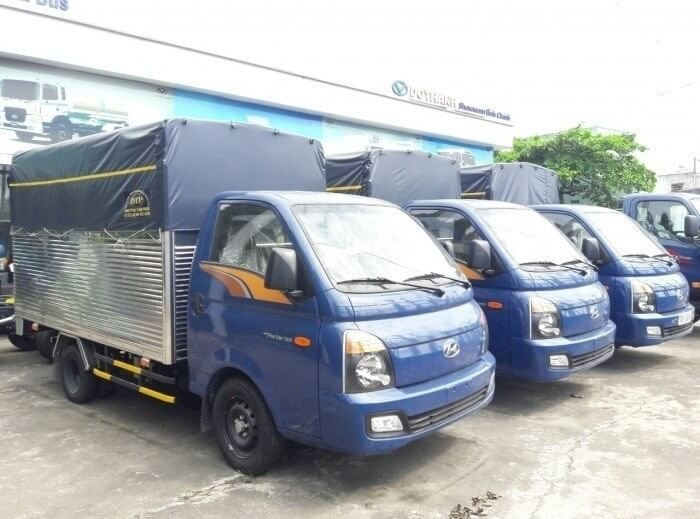 Chọn mua xe tải nhỏ nhẹ theo nhu cầu
