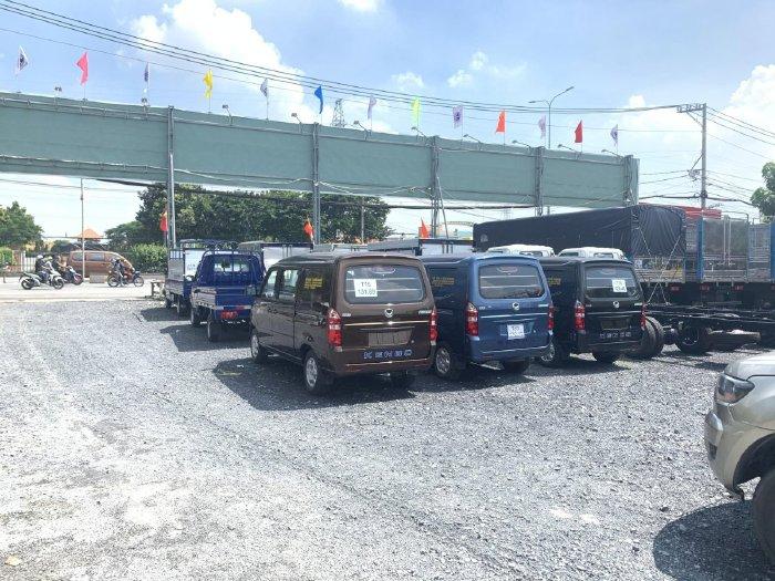 Mua xe tải dưới 1 tấn: 500kg, 650kg, 750kg, 990kg...