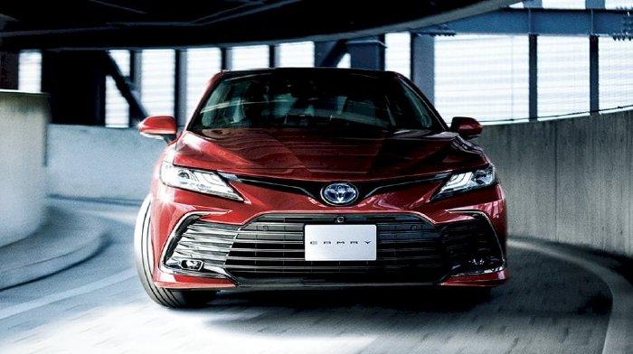 Động cơ Toyota Camry đời 2021