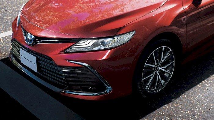 Giá Toyota Camry đời 2021 tại Nhật Bản