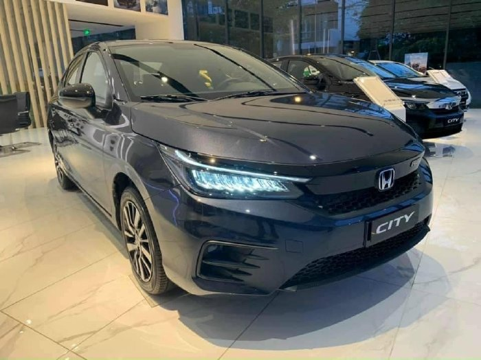 Honda City 2021 giao xe sớm giá cực hấp dẫn nhiều k/mãi
