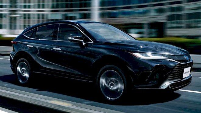 Toyota Venza được phân phối chính hãng tại Singapore, khách Việt chờ ngày về(1)