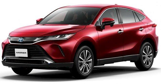 Toyota Venza được phân phối chính hãng tại Singapore, khách Việt chờ ngày về