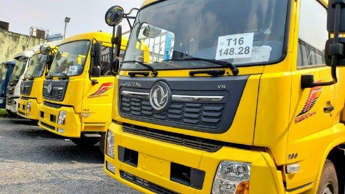 Xe tải Dongfeng B180 8 tấn thùng 9m5 Giá rẻ nhất - Hỗ trợ vạy cao