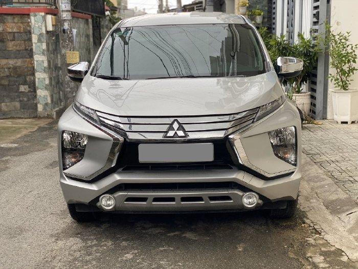 Mitsubishi Xpander 2020 tự động màu Bạc chính chủ