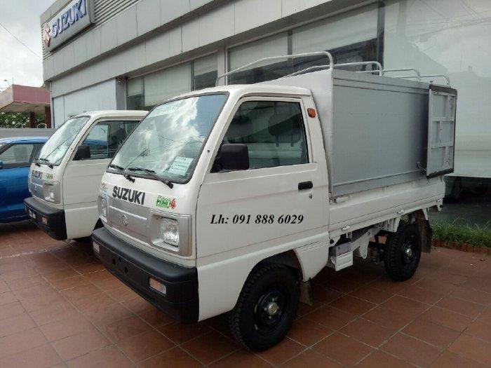 Giá xe tải Suzuki 5 tạ tại Quảng Ninh