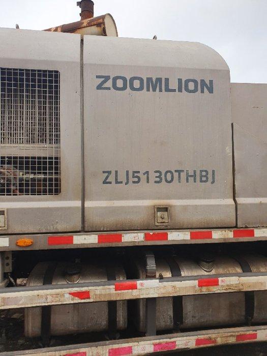 Xe bơm tự hành Zoomlion_ Cifa đã qua sử dụng.