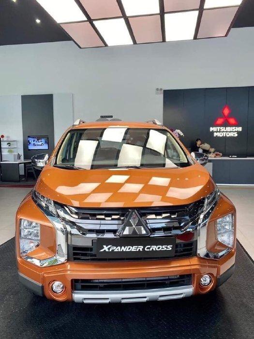 Mitsubishi Xpander Cross 2021 Tại Nha Trang - Khánh Hòa