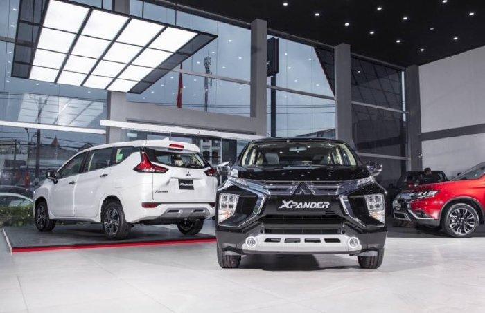 Mitsubishi Xpander At 2021 Tại Nha Trang - Khánh Hòa
