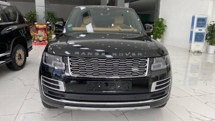 Range Rover SV Autobiography L, phiên bản cao cấp nhất sản xuất 2021,xe có sẵn giao ngay.