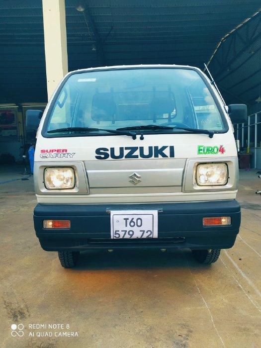 Suzuki Carry Truck - Thùng Lửng