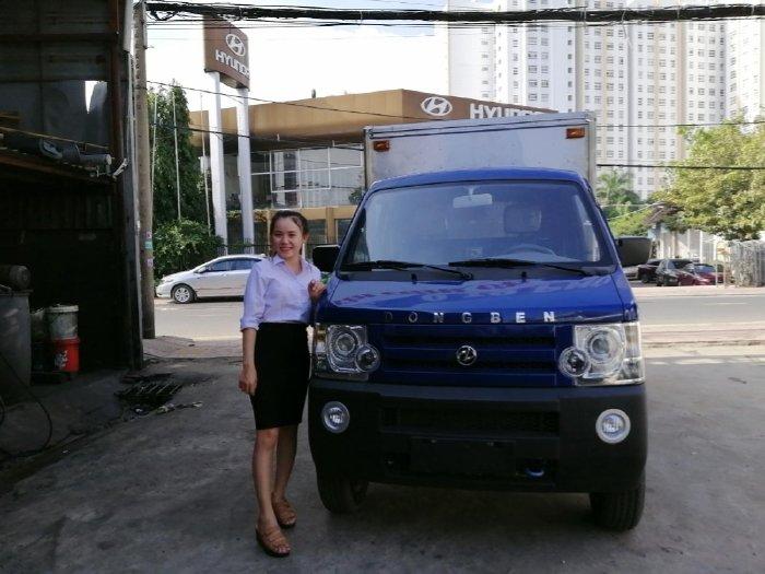 Xe tải Dongben K9 990kg trả trước 45tr – nhận xe