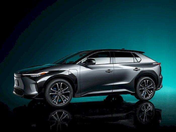 Hình ảnh của xe Toyota bZ4X Concept