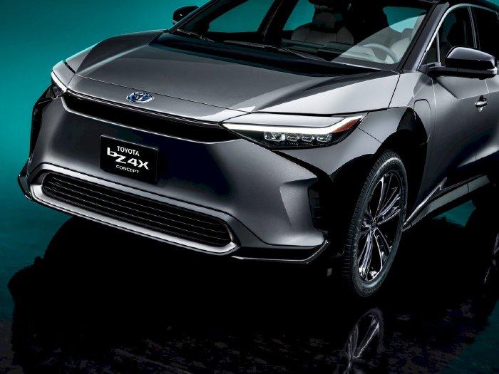 Hình ảnh của xe Toyota bZ4X Concept(1)