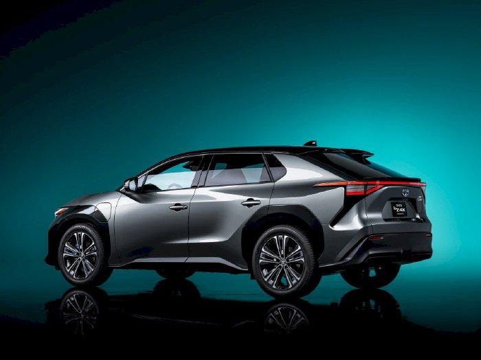 Hình ảnh của xe Toyota bZ4X Concept (2)
