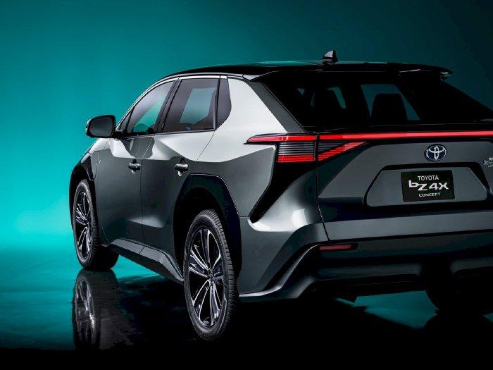 Hình ảnh của xe Toyota bZ4X Concept (4)