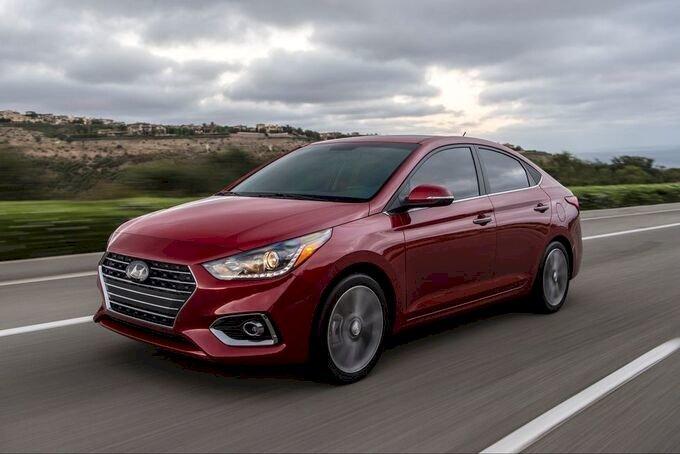 Hyundai Accent – 6,53 lít/100 km