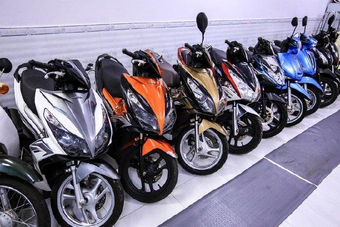 Cho thuê xe máy mũi né giá rẻ