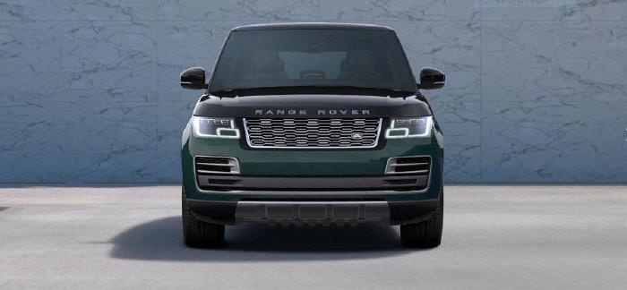 Bán Range Rover SV Autobiography L, sản xuất 2021 màu xanh
