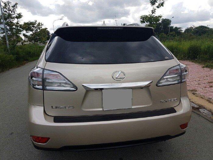 bán xe Lexux RX350 2012, nhập Nhật, số tự động, màu vàng cát