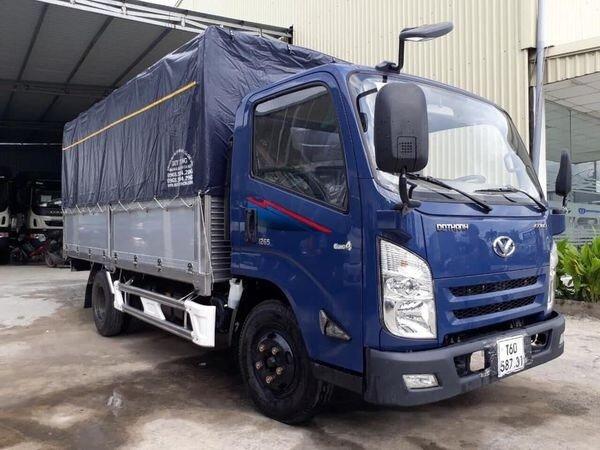 Xe IZ65 3.5 tấn đời 2021 của hyundai Đô Thành tiêu chuẩn EuRO4 .