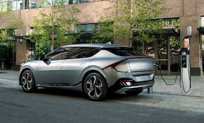 Ô tô điện KIA EV6 bản First Edition mở bán, giới hạn chỉ 1.500 xe