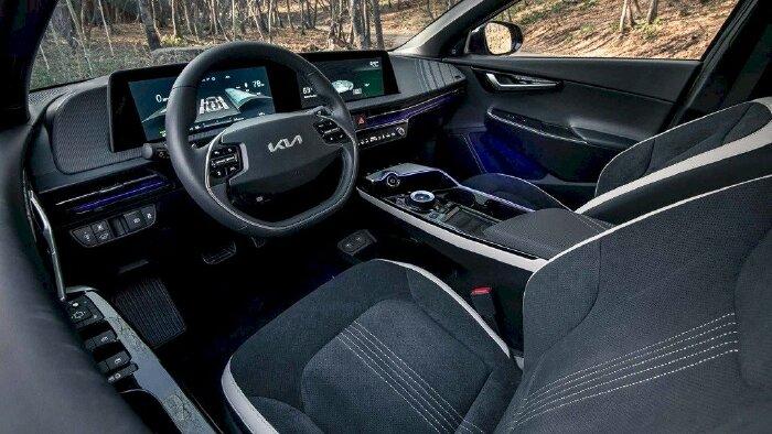 Ô tô điện KIA EV6 bản First Edition mở bán, giới hạn chỉ 1.500 xe(2)