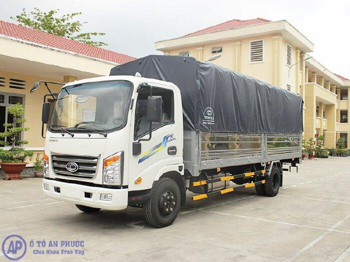 xe tải TERA 3T4 và 1T9 thùng siêu dài 6m2