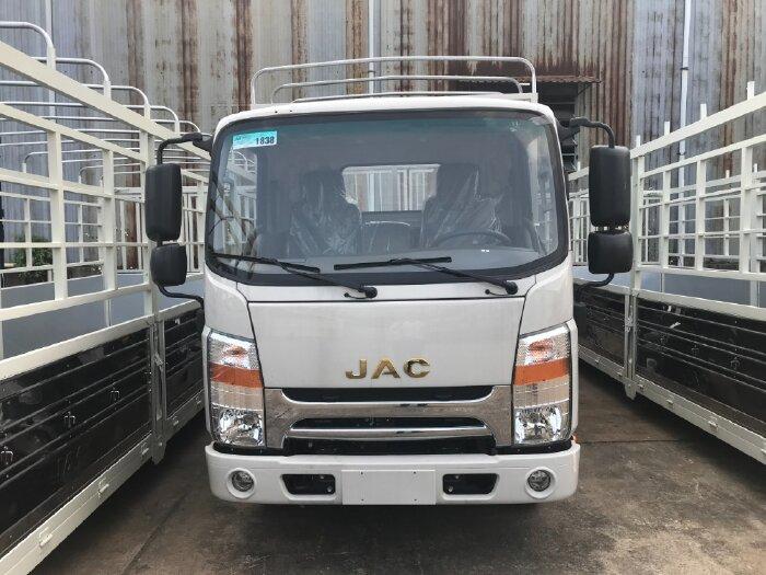 Jac N200 1T9 Thùng 4m3 động cơ isuzu nhật bản
