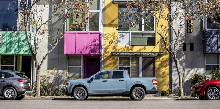 Bán tải Ford Maverick nhỏ hơn Ranger, giá từ 460 triệu đồng(1)