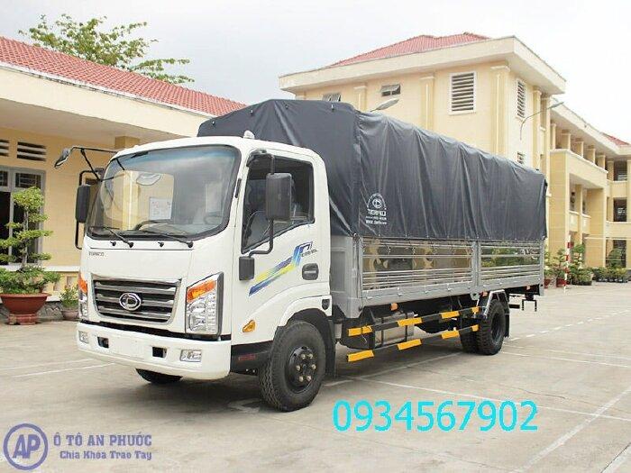 Xe tải teraco190sl & 345sl động cơ isuzu mạnh mẽ