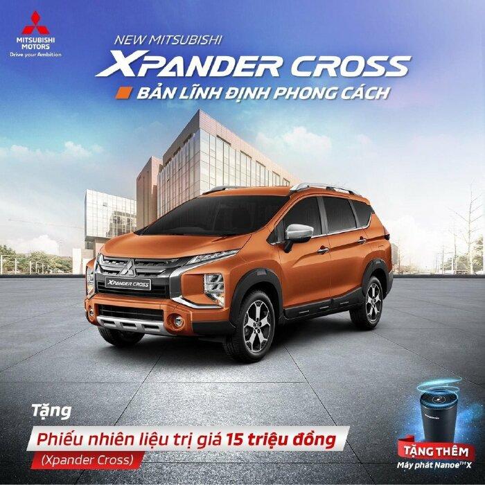 Mitsubishi Xpander 2021 530tr - Tặng Vàng - Tặng Phụ Kiện - Góp 85%