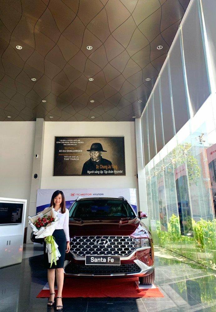 Hyundai Santa Fe Chỉ Với 300 Triệu