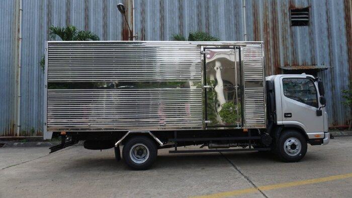 Jac N350 plus 3T5 thùng đài 5M2